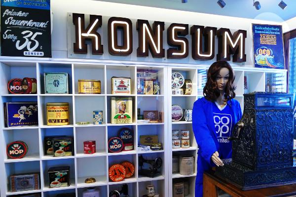 Zentralverband deutscher Konsumgenossenschaften
